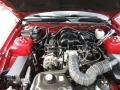 2007 Redfire Metallic Ford Mustang V6 Premium Coupe  photo #15