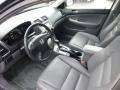 Gray Prime Interior Photo for 2007 Honda Accord #76596958