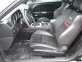 Dark Slate Gray Front Seat Photo for 2012 Dodge Challenger #76598574