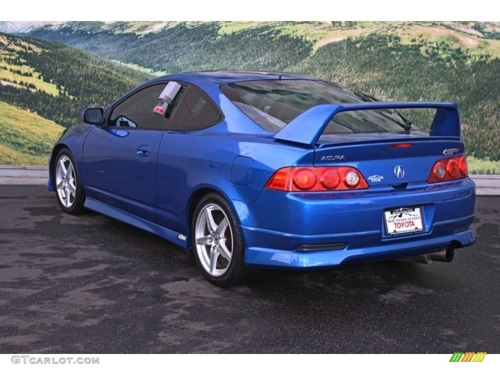 Acura Rsx Type S Paint Codes