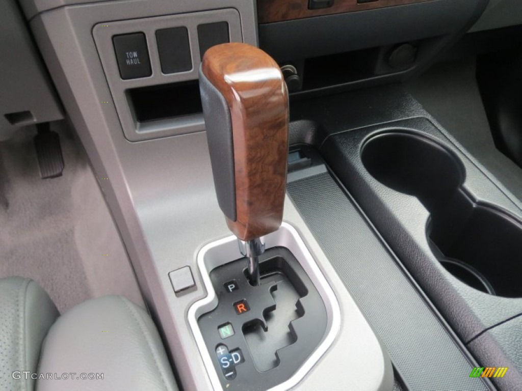 2010 Toyota Tundra Platinum CrewMax 4x4 Transmission Photos