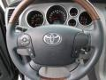 Graphite Gray Steering Wheel Photo for 2010 Toyota Tundra #76613513