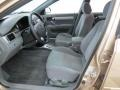 Front Seat of 2008 Forenza