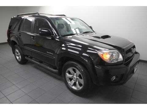 2009 toyota 4runner urban runner data info and specs. Black Bedroom Furniture Sets. Home Design Ideas
