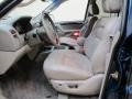 Taupe Front Seat Photo for 2002 Jeep Grand Cherokee #76625181