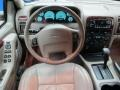 Taupe Dashboard Photo for 2002 Jeep Grand Cherokee #76625589