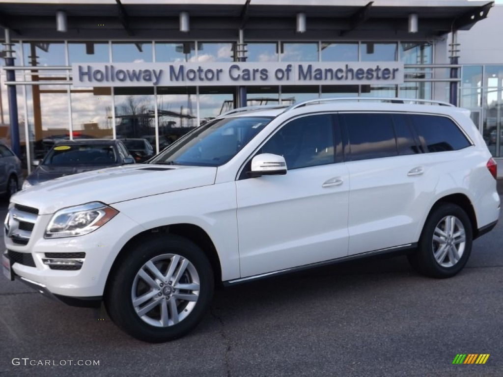 2013 arctic white mercedes benz gl 450 4matic 76624389 car color galleries. Black Bedroom Furniture Sets. Home Design Ideas