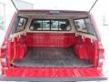 2006 Victory Red Chevrolet Silverado 1500 Work Truck Regular Cab  photo #14
