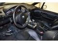2002 BMW Z3 Black Interior Prime Interior Photo
