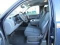 2012 Imperial Blue Metallic Chevrolet Silverado 1500 LS Extended Cab  photo #10