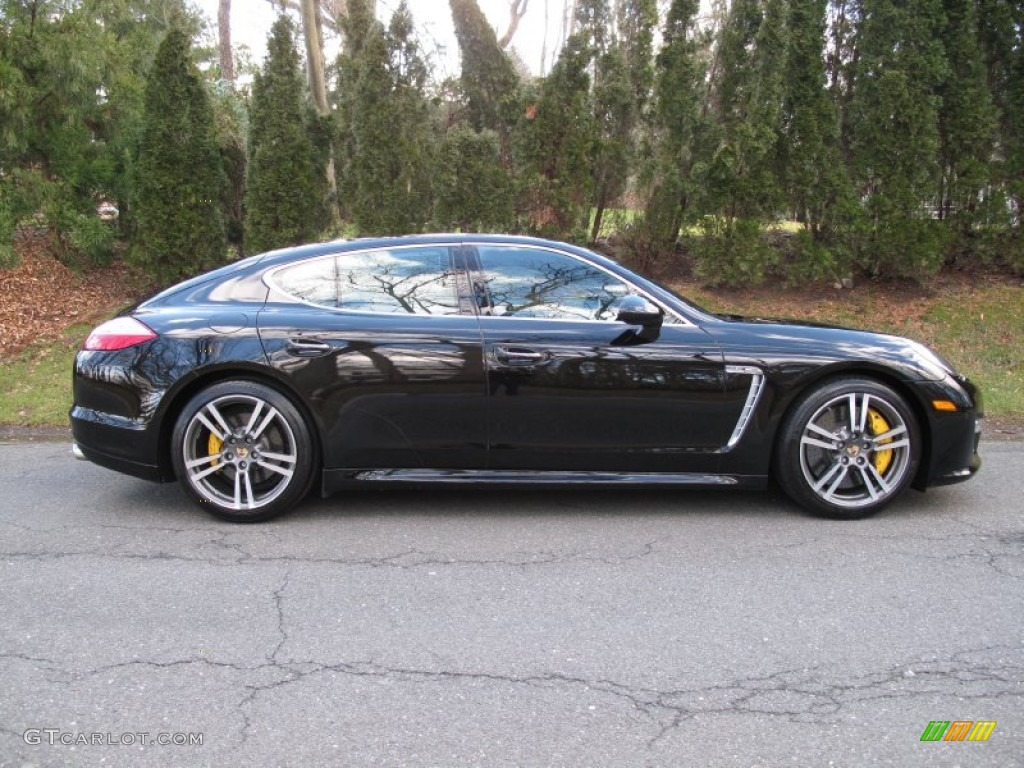 black 2012 porsche panamera turbo s exterior photo 76645111. Black Bedroom Furniture Sets. Home Design Ideas