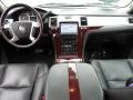 2010 Cadillac Escalade Ebony Interior Dashboard Photo