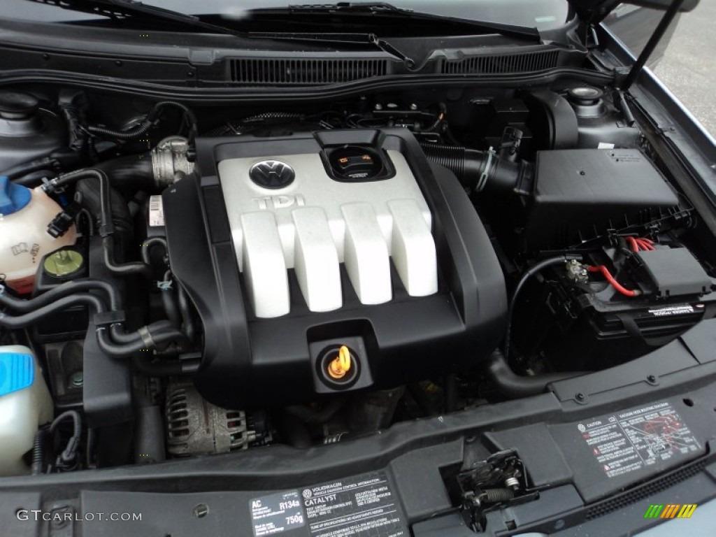 2004 volkswagen jetta gl tdi sedan 1 9l tdi sohc 8v turbo. Black Bedroom Furniture Sets. Home Design Ideas