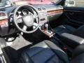 Black Prime Interior Photo for 2008 Audi A4 #76657304