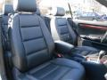 Black Front Seat Photo for 2008 Audi A4 #76657549