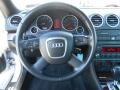 Black Steering Wheel Photo for 2008 Audi A4 #76657815