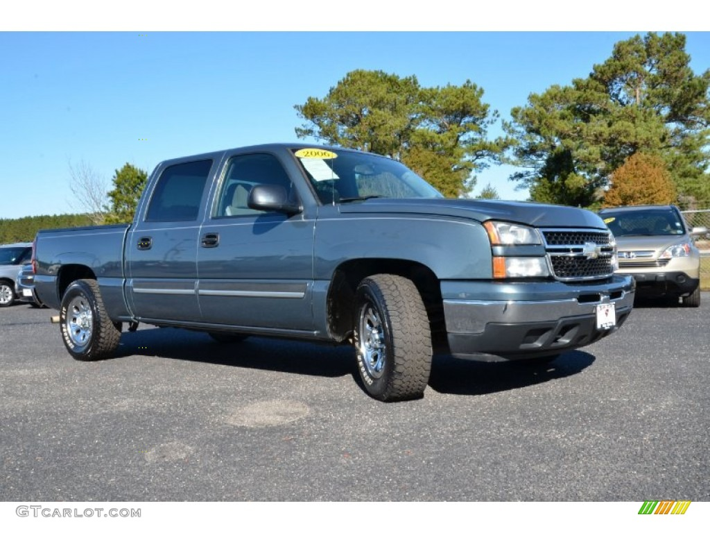 2006 chevrolet silverado 1500 ls crew cab exterior photos. Black Bedroom Furniture Sets. Home Design Ideas