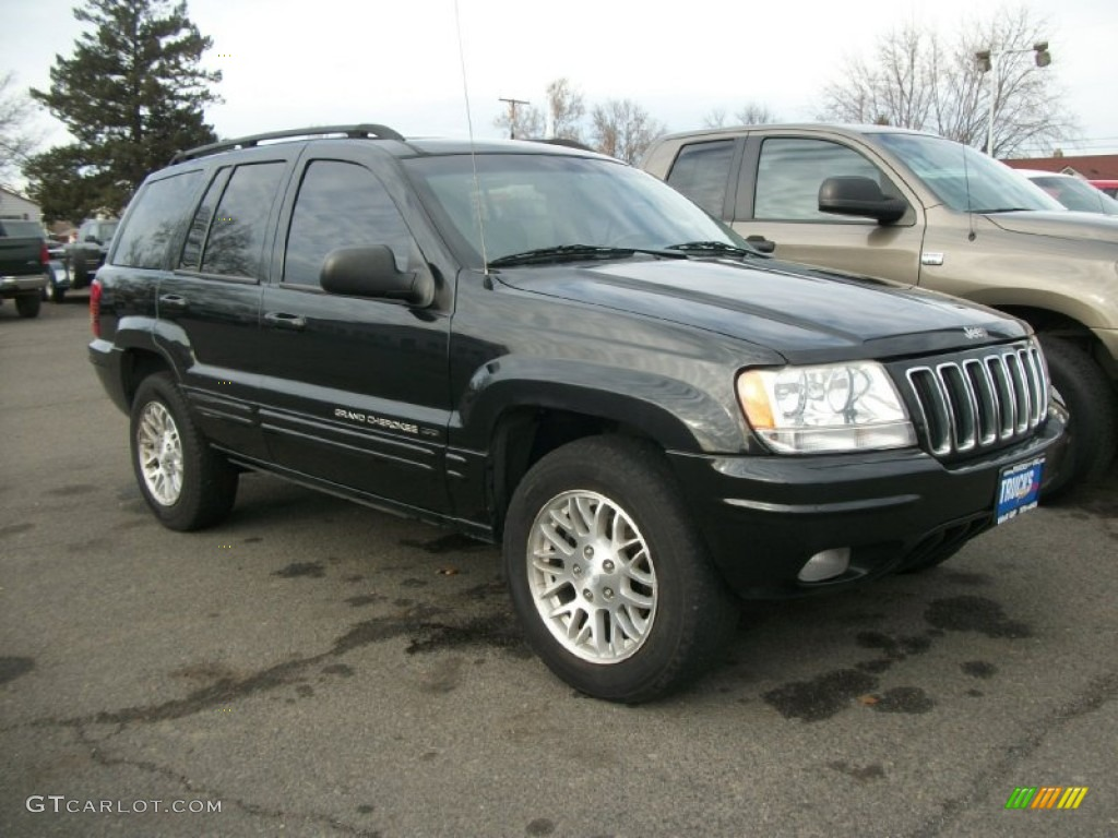 Download 2003 Jeep Grand Cherokee 4X4