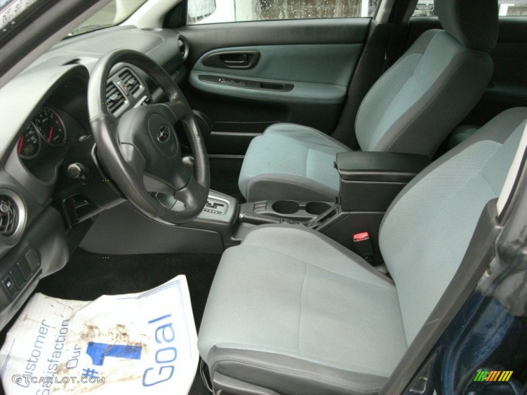 2005 Subaru Impreza Outback Sport Wagon Interior Photos
