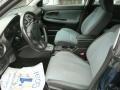 2005 Subaru Impreza Gray Tricot Interior Interior Photo