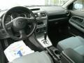 2005 Subaru Impreza Gray Tricot Interior Prime Interior Photo