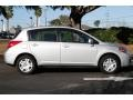 Brilliant Silver Metallic 2012 Nissan Versa Gallery