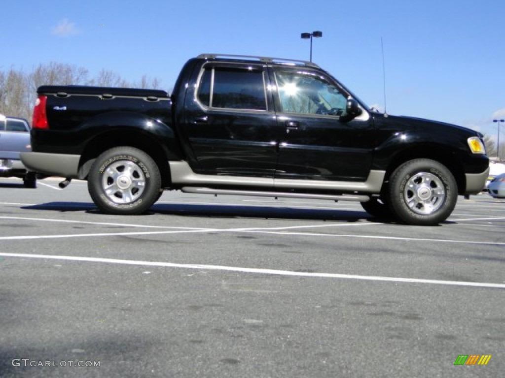 black 2003 ford explorer sport trac xlt 4x4 exterior photo 76668065. Black Bedroom Furniture Sets. Home Design Ideas