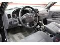 Gray 2004 Nissan Frontier Interiors
