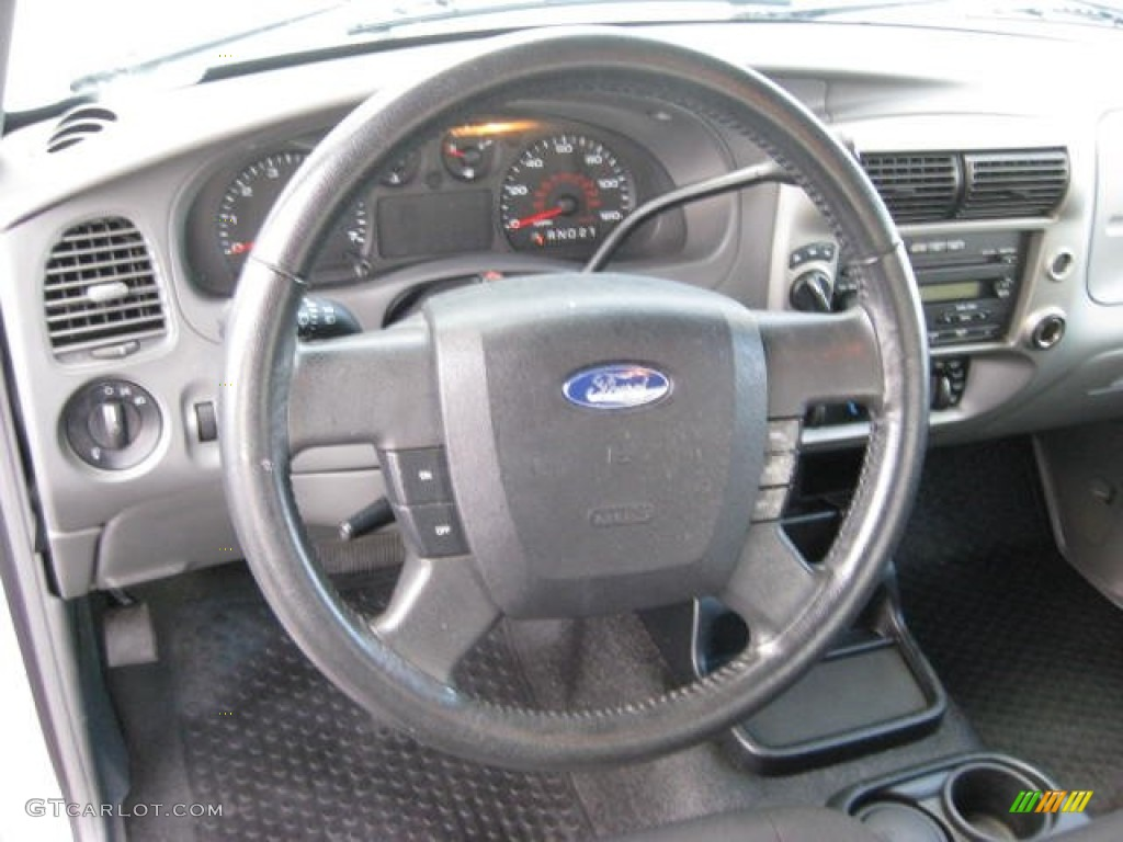 2007 ford ranger fx4 supercab 4x4 steering wheel photos. Black Bedroom Furniture Sets. Home Design Ideas