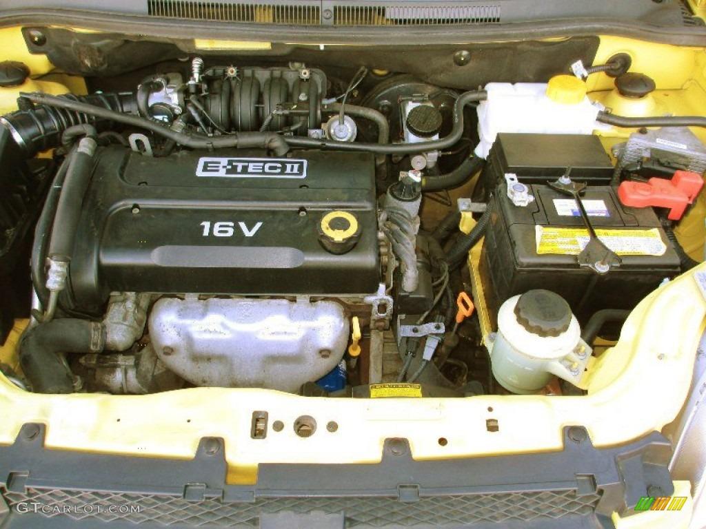 2008 chevrolet aveo ls sedan engine photos