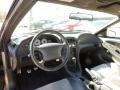 2003 Ford Mustang Dark Charcoal/Medium Graphite Interior Prime Interior Photo