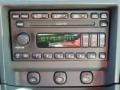 2003 Ford Mustang Dark Charcoal/Medium Graphite Interior Audio System Photo