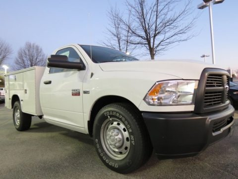 2012 dodge ram 2500 hd st regular cab utility truck data info and specs. Black Bedroom Furniture Sets. Home Design Ideas