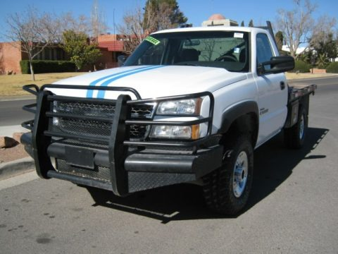 2005 chevrolet silverado 2500hd work truck regular cab 4x4 flat bed data info and specs. Black Bedroom Furniture Sets. Home Design Ideas