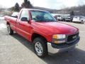 Fire Red 2002 GMC Sierra 1500 Gallery