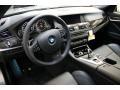 Black 2013 BMW M5 Interiors