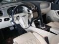 2012 Continental GT Linen/Imperial Blue Interior