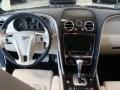 Dashboard of 2012 Continental GT Mulliner
