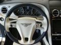 2012 Continental GT Mulliner Steering Wheel