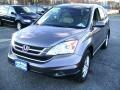 2010 Polished Metal Metallic Honda CR-V EX-L AWD  photo #1