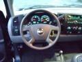 2012 Black Chevrolet Silverado 1500 LS Extended Cab 4x4  photo #12