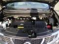 2011 Super Black Nissan Murano CrossCabriolet AWD  photo #7