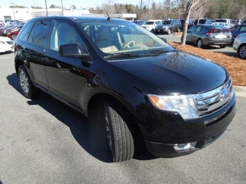 2007 ford edge sel plus awd data info and specs. Black Bedroom Furniture Sets. Home Design Ideas