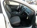 2013 Oxford White Ford Fusion S  photo #11