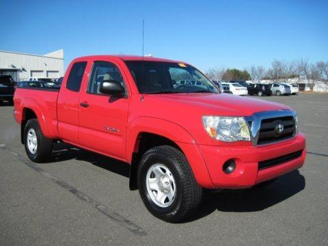 2005 toyota tacoma access cab 4x4 data info and specs. Black Bedroom Furniture Sets. Home Design Ideas