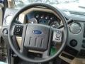 2012 Pale Adobe Metallic Ford F250 Super Duty XLT Regular Cab 4x4  photo #17