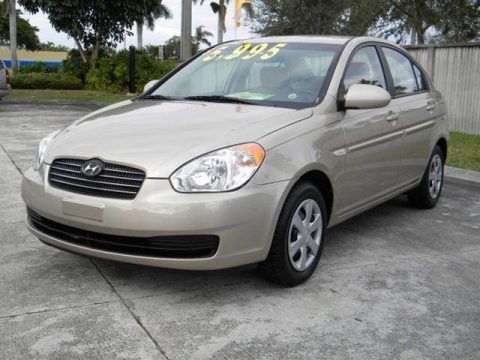 2007 hyundai accent gls sedan data info and specs. Black Bedroom Furniture Sets. Home Design Ideas