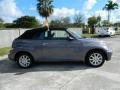 2007 Opal Gray Metallic Chrysler PT Cruiser Convertible  photo #2