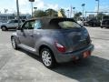 2007 Opal Gray Metallic Chrysler PT Cruiser Convertible  photo #5