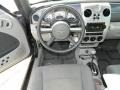 2007 Opal Gray Metallic Chrysler PT Cruiser Convertible  photo #9